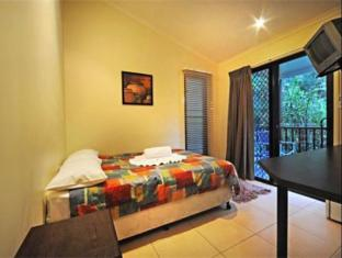 BIG4 Airlie Cove Resort and Caravan Park Whitsunday Islands - חדר שינה
