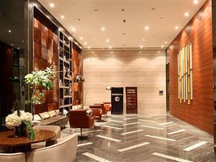 HeeFun Apartment (J.Living Apartment) Guangzhou - Building Ground Lobby