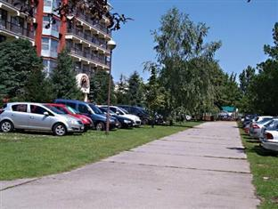 Spahotel Matyas Kiraly Hajduszoboszlo - Eksterijer hotela