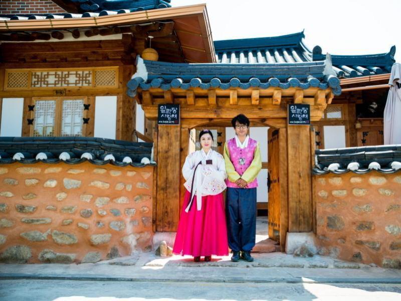 South Korea-일락당 한옥 호텔 (Ilrakdang Hanok Hotel)