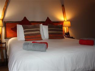 booking.com Bush Pillow Guest House