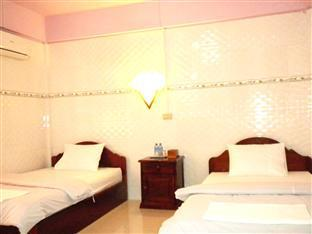 Meas Pich Guesthouse Koh Kong - Twin Bedroom with Fan