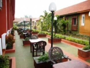 Ginger Tree Boutique Resort North Goa - Balcony/Terrace