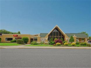 Econo Lodge Hotel in ➦ Whippany (NJ) ➦ accepts PayPal
