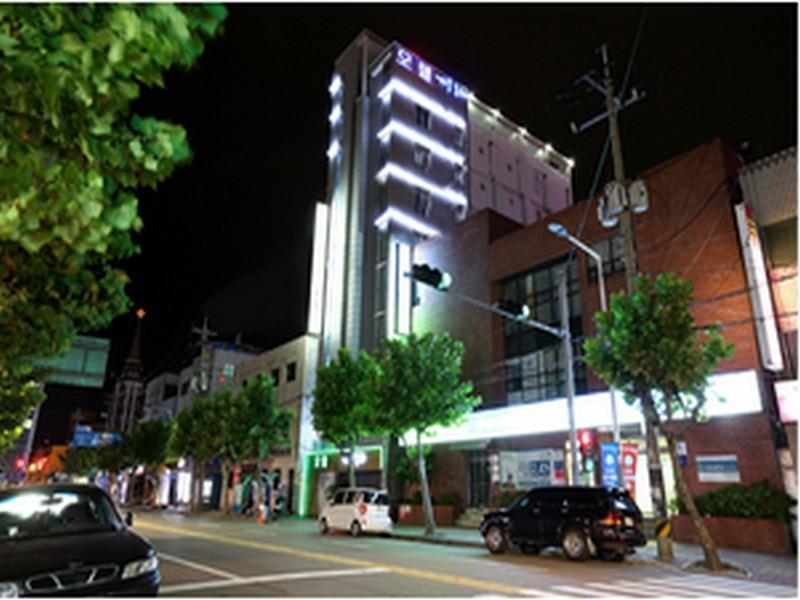 South Korea-가을 동화 모텔 (Gaul Donghwa Motel)