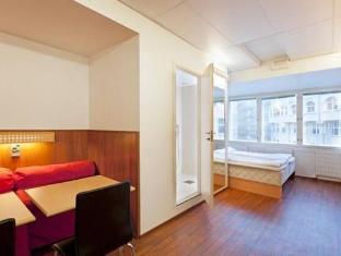 Omena Hotel Helsinki Eerikinkatu Helsinki - Guest Room