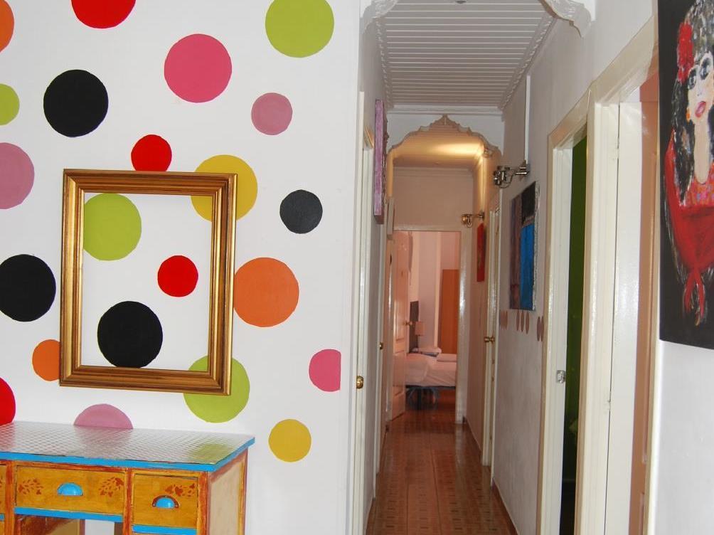 Russafa Youth Hostel – Valencia 1