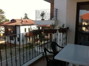 Saint Anna Apartments Varna - Balcony/Terrace