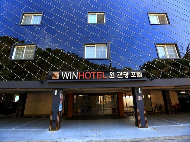 South Korea-윈 투어리스트 호텔 (Win Tourist Hotel)