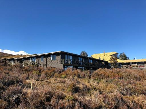 Best guest rating in Tongariro National Park ➦ Plateau Lodge takes PayPal