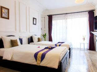 Rome Boutique Hotel Pattaya Pattaya - Deluxe Room Twin Beds