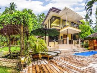 Samal Island Huts Davao City - Tampilan Luar Hotel