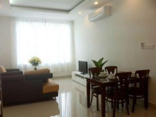 K&T Serviced Apartment - Thao Dien Ho Chi Minh City - Living room
