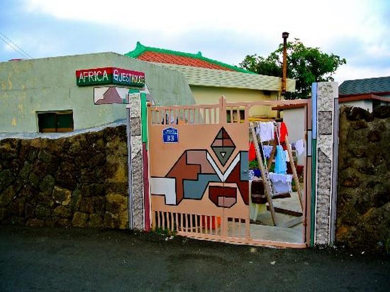 South Korea-아프리카 게스트하우스 (Africa Guesthouse)