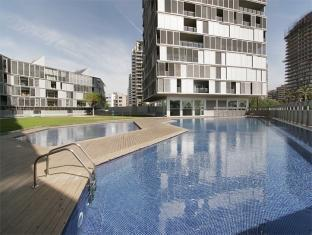 Rent Top Apartments Beach With Pool Barcelona - Exterior
