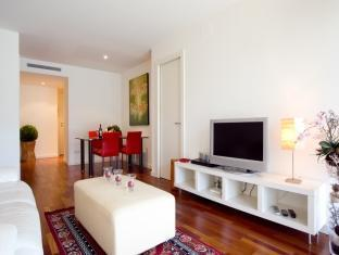 Rent Top Apartments Beach With Pool Barcelona - Guest Room