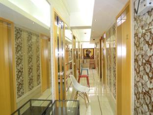 チムシャツイ ホテル 香港 - ホテル内部