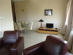 Panorama Executive Residencies Colombo - Apartment sitting area Interior