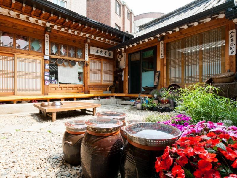 South Korea-한옥유진게스트하우스 (Hanok Eugene s House Dongdaemun)