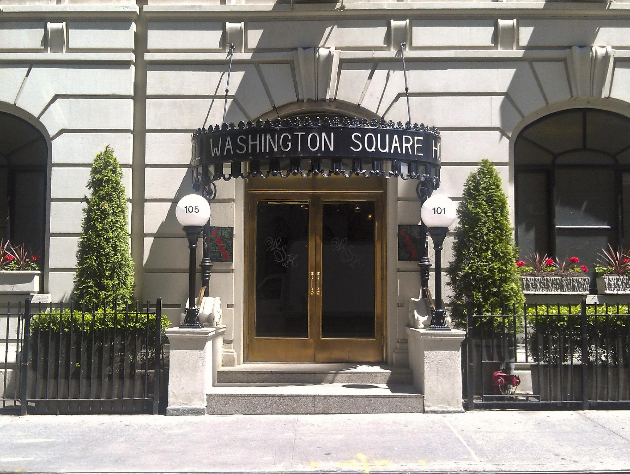 Washington Square Hotel image