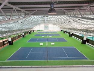 Thanyapura Sports Hotel Phuket - Tennis Court - Indoor