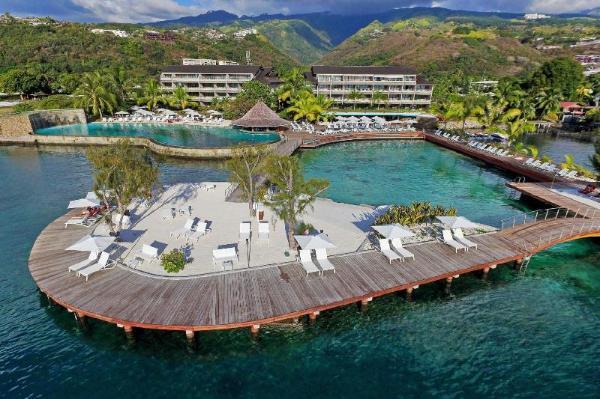 Manava Suite Resort Tahiti Tahiti