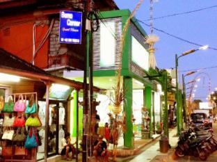 Bemo Corner Guest House Bali - Utsiden av hotellet