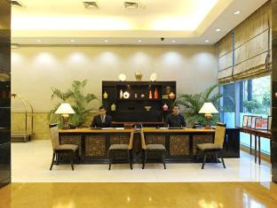 Greenstone Serviced Residences Makati Manila - Reception