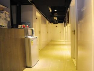 HF 호텔 홍콩 - 리셉션