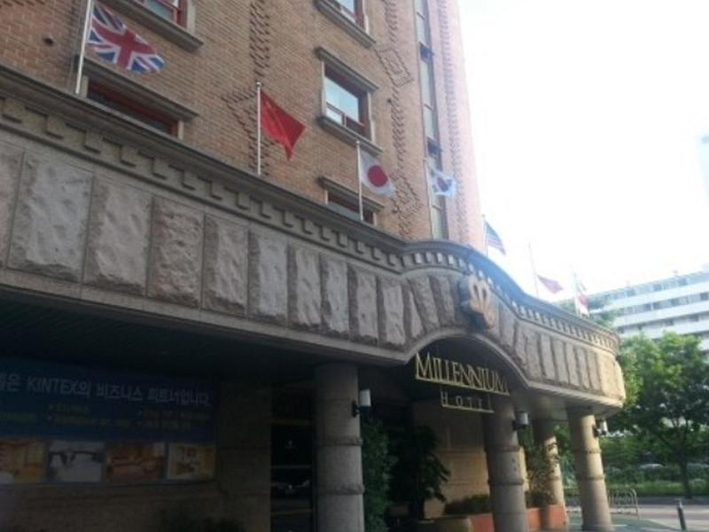 South Korea-밀레니엄 호텔 (Hotel Millennium)