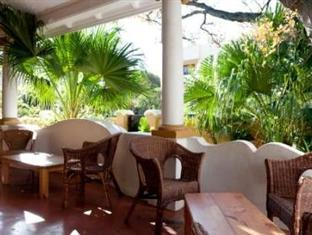 Ashanti Gardens Guesthouse Cape Town - Sunny terrace
