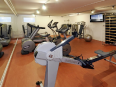 Nash Airport Hotel Geneva - Fitness Room