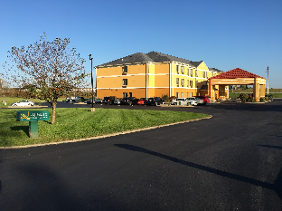 Quality Inn Hotel in ➦ Anderson (IN) ➦ accepts PayPal