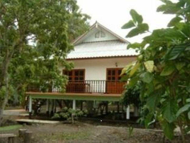 บ้านสวนนุชเลี้ยง โฮมสเตย์