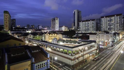 Adler Luxury Hostel PayPal Hotel Singapore