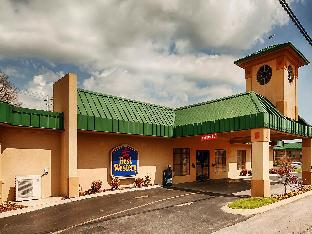 Best Western International Hotel in ➦ McMinnville (TN) ➦ accepts PayPal