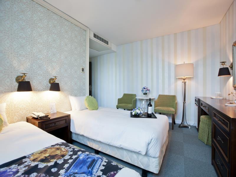 【 ホテル】セントラル ツーリスト ホテル(Central Tourist Hotel)