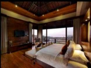The Cliff Villa Bali - Guest Room