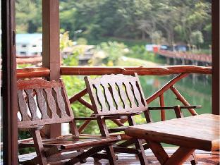 Best guest rating in Sangkhla Buri (Kanchanaburi) ➦ Love Bridge House Resort takes PayPal