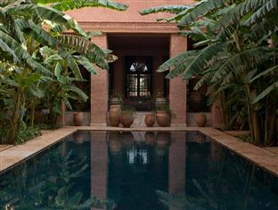 Tigmiza Suites & Pavillons Marrakesch - Hotel Aussenansicht