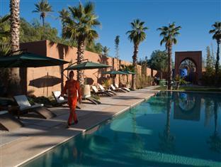 Tigmiza Suites & Pavillons Marrakesch - Schwimmbad