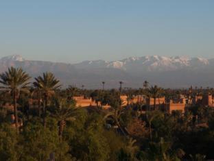 Tigmiza Suites & Pavillons Marrakesch - Aussicht