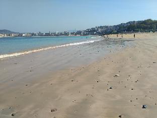 Ondarreta Beach & terrace+PARKING + WIFI ESS01646