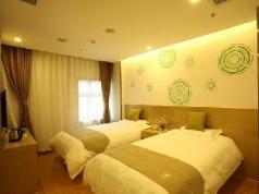 GreenTree Inn Hebei Langfang Sanhe District Fudi square Express Hotel, Langfang