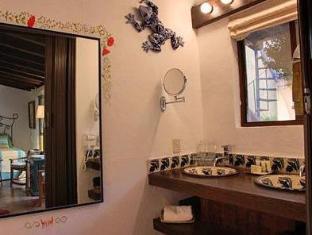 La Casita Del Patio Verde Bed And Breakfast Mexico-stad - Badkamer