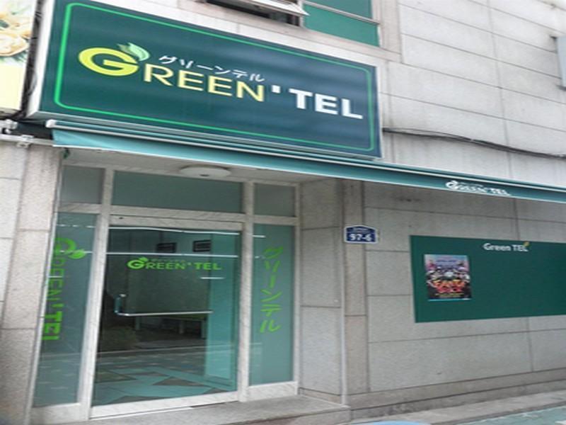 South Korea-굿스테이 그린텔 호텔 (Goodstay Greentel Hotel)