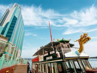 Harbour Grand Kowloon Hongkong - Utsiden av hotellet