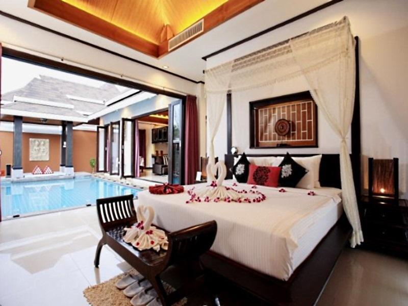 The I-Rish Pool Villa
