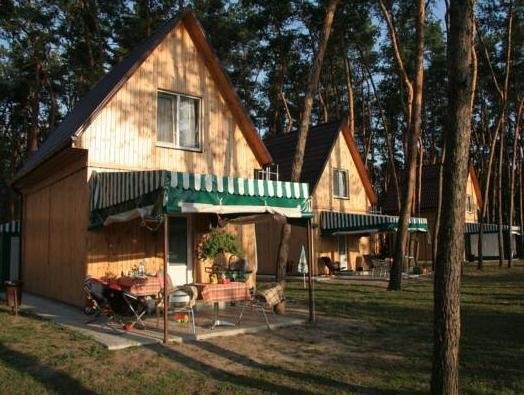 Eco-hotel Les Na Samare Pishchanka Ukraine