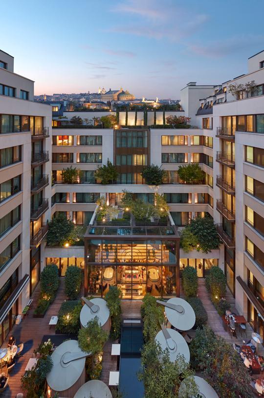 Mandarin Oriental Paris – Paris 4